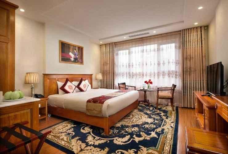 BEDROOM Silk Queen Hotel & Spa