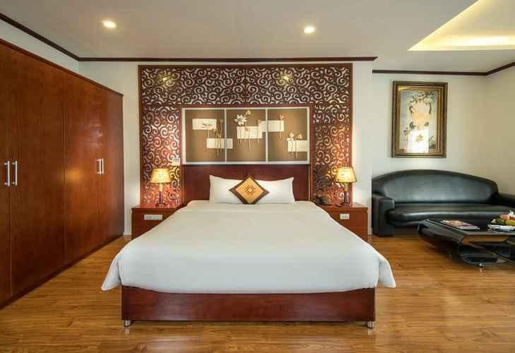 BEDROOM Khách sạn May de Ville Phố Cổ