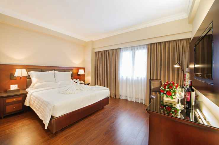 BEDROOM Khách sạn Nhật Hạ 2