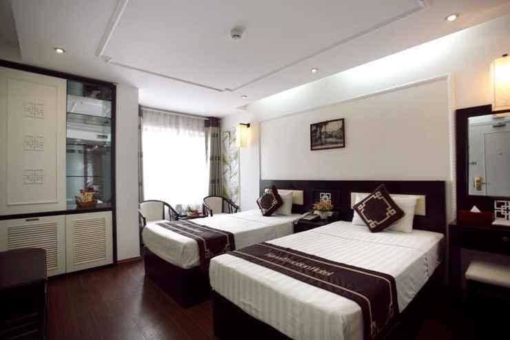 BEDROOM Khách sạn Hanoi Emotion