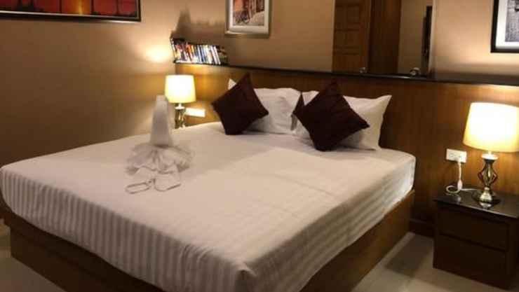 BEDROOM Alexander Hotel Patong