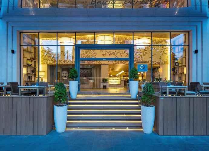 EXTERIOR_BUILDING Khách sạn Fusion Suites Sài Gòn