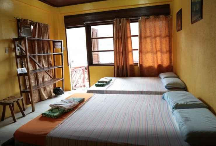 BEDROOM El Nido Corner Pension and Restaurant