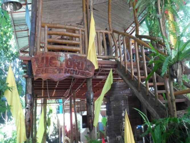LOBBY Victoria Guest House Palawan