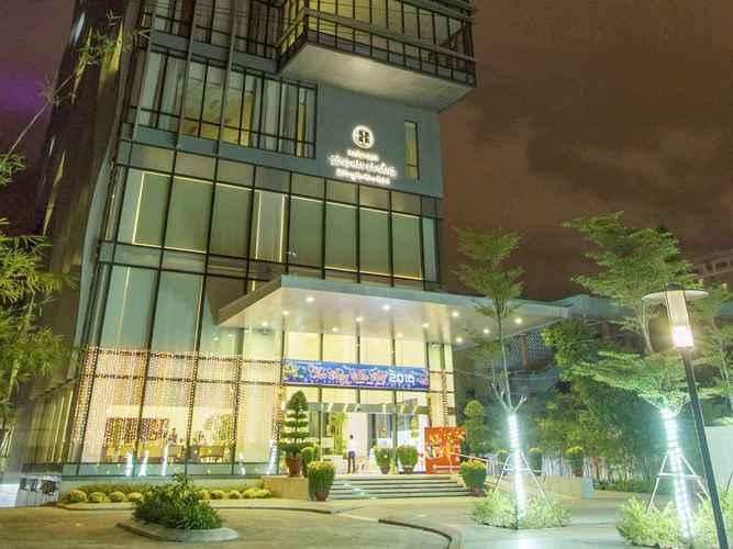 EXTERIOR_BUILDING Khách sạn Sông Hàn Đà Nẵng