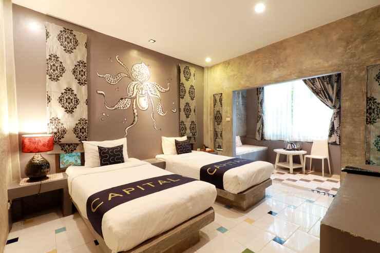 BEDROOM At Nata Chiangmai Chic Jungle