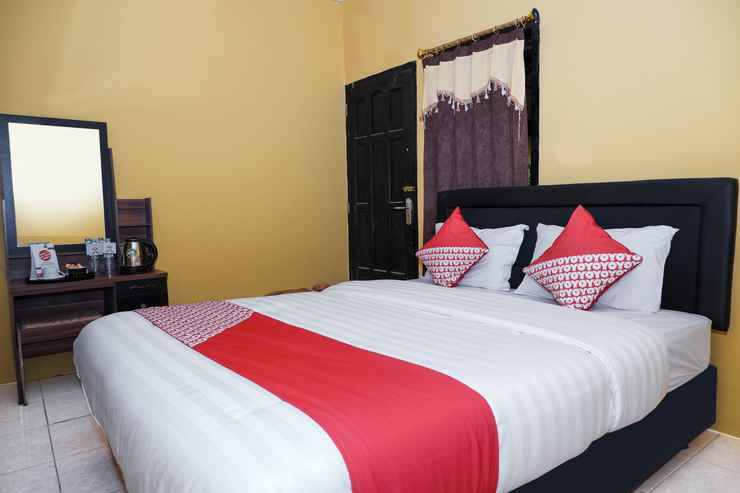 BEDROOM OYO 598 Udan Mas Guesthouse& Gallery