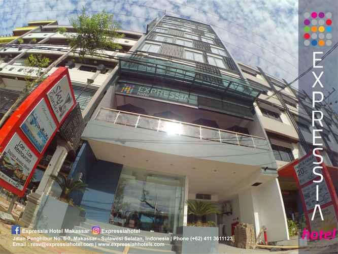 EXTERIOR_BUILDING Expressia Hotel Makassar
