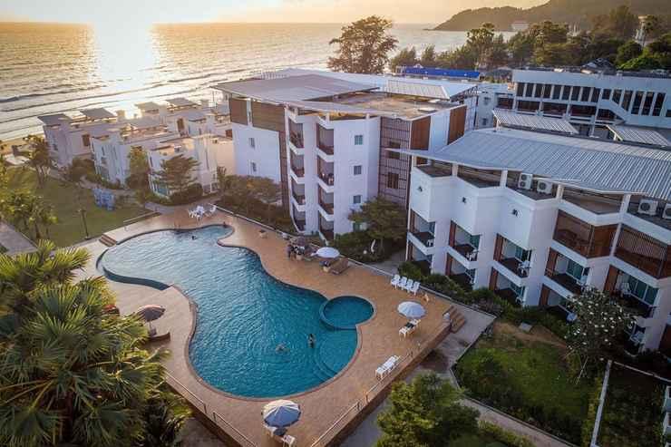 EXTERIOR_BUILDING Saint Tropez Beach Resort Hotel