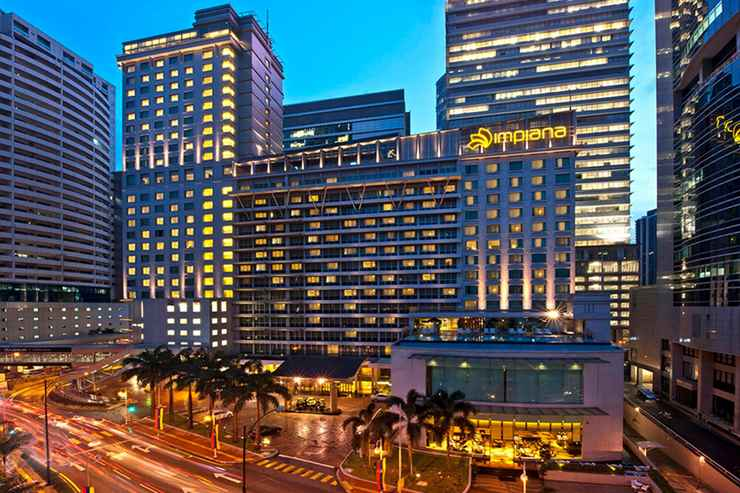 EXTERIOR_BUILDING Impiana KLCC Hotel, Kuala Lumpur City Centre