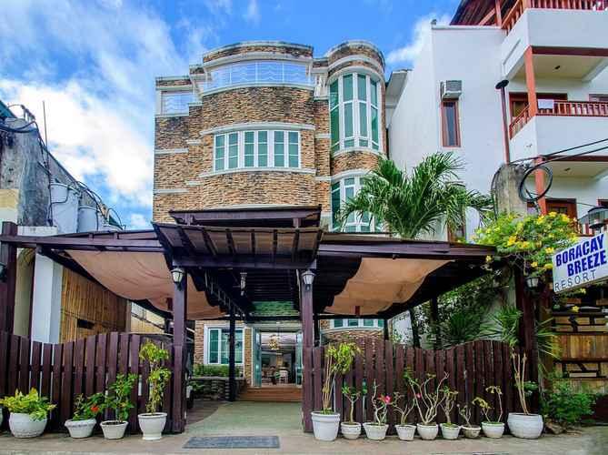 EXTERIOR_BUILDING Boracay Breeze Resort