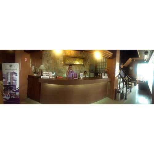 LOBBY Grand Gallery Hotel Bukittinggi