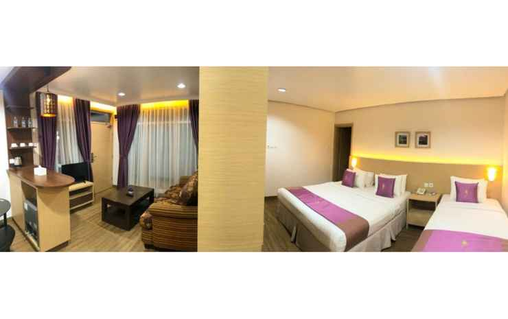 Grand Gallery Hotel Bukittinggi Bukittinggi - Gallery Suite