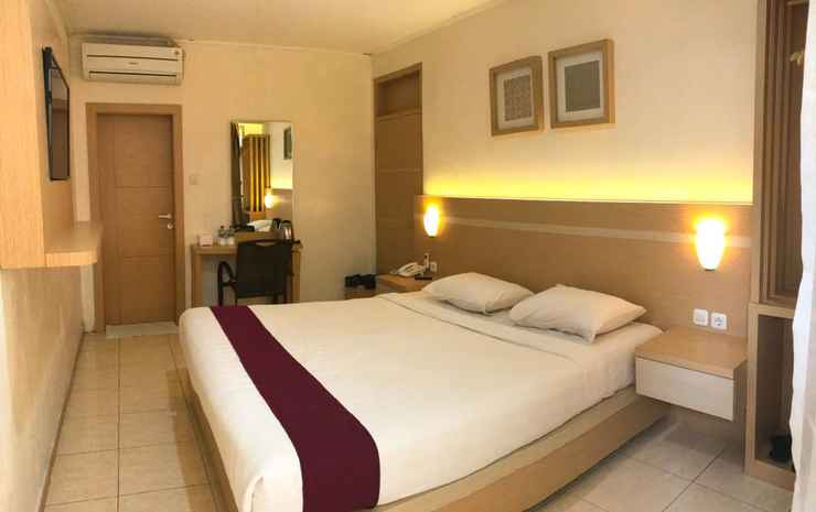 Grand Gallery Hotel Bukittinggi Bukittinggi - Superior King Bed - Room Only