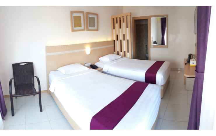 Grand Gallery Hotel Bukittinggi Bukittinggi - Superior Twin Bed