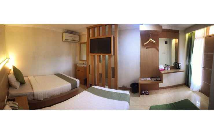 Grand Gallery Hotel Bukittinggi Bukittinggi - Superior Twin Bed - Room Only