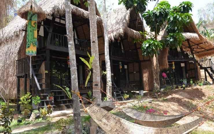 Love And Peace Deep Jungle And River Resort Palawan