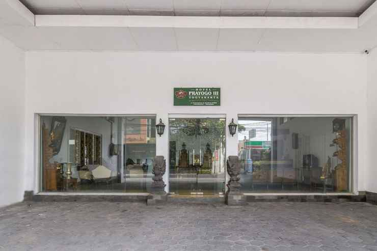 EXTERIOR_BUILDING Hotel Prayogo III Prawirotaman