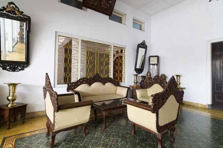 LOBBY Hotel Prayogo III Prawirotaman