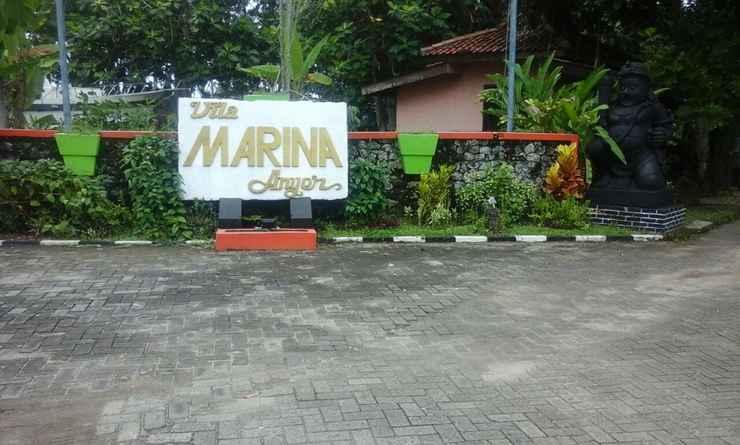 LOBBY Villa Marina Anyer