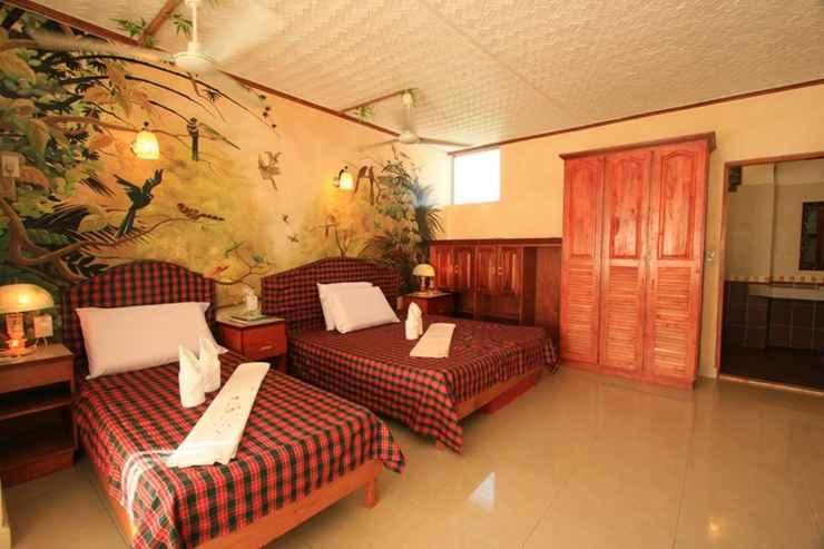 BEDROOM Kokosnuss Garden Resort
