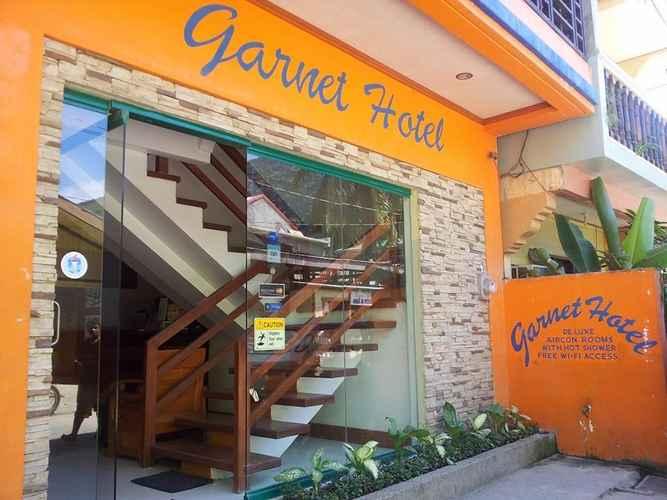 LOBBY Garnet Hotel El Nido