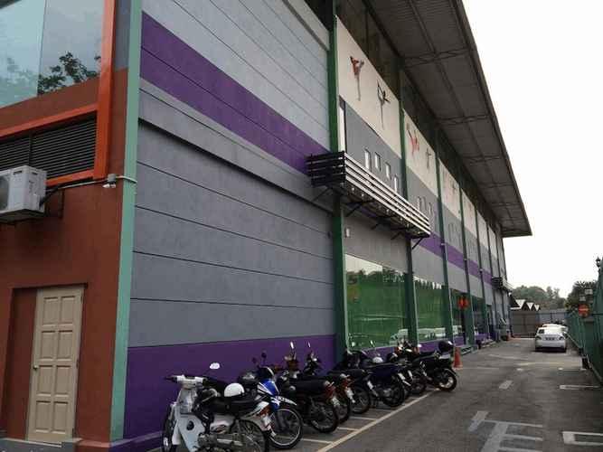 EXTERIOR_BUILDING Comfortel @ Sports Arena Bukit Serdang
