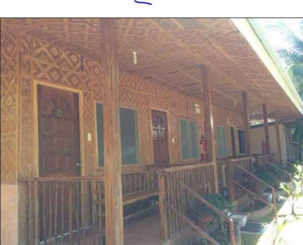 EXTERIOR_BUILDING Oslob New Village Lodge