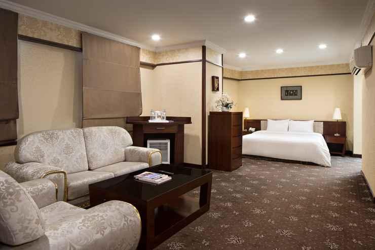 BEDROOM Golden Boutique Hotel Kemayoran