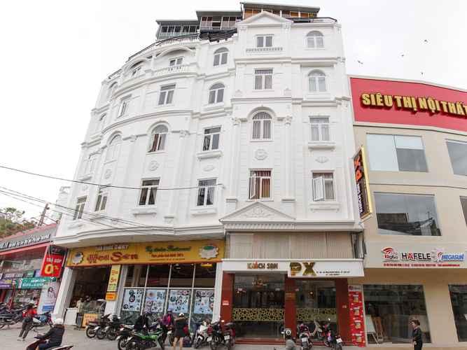 EXTERIOR_BUILDING Hoa Sen Hotel Da Lat 2 (former: PX Hotel Dalat)