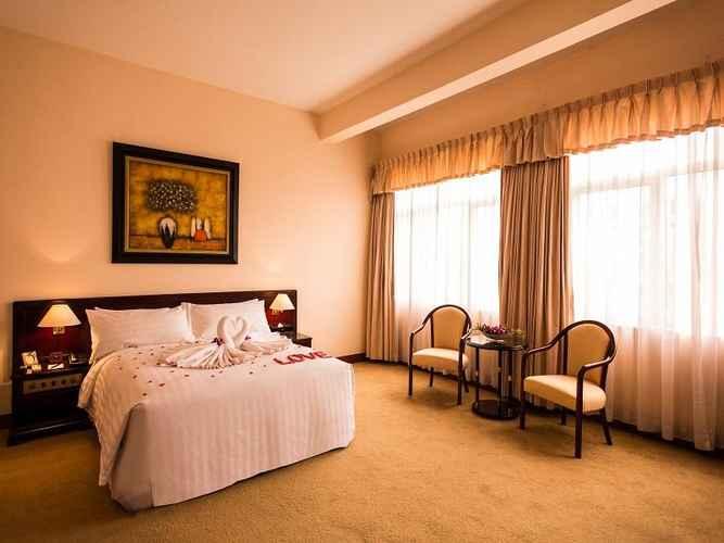 BEDROOM Khách sạn De Syloia