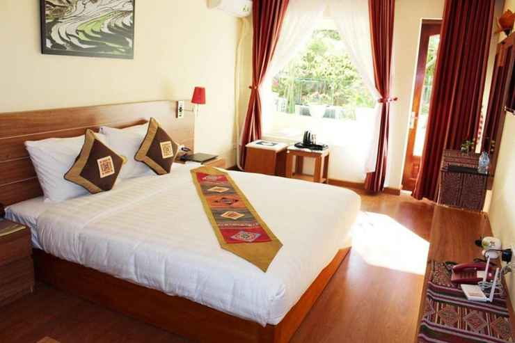BEDROOM Khách sạn Sapa Dragon