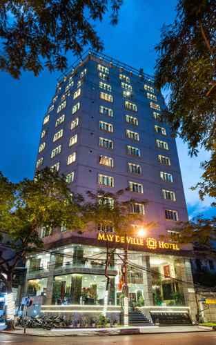 EXTERIOR_BUILDING Khách sạn May de Ville City Centre