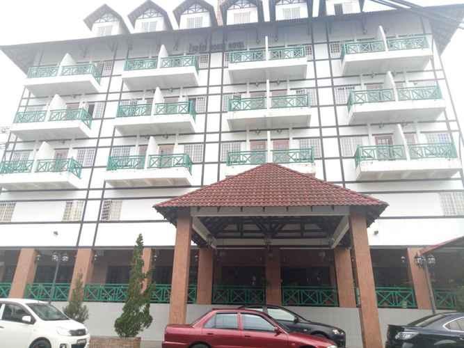 EXTERIOR_BUILDING Iris House Hotel
