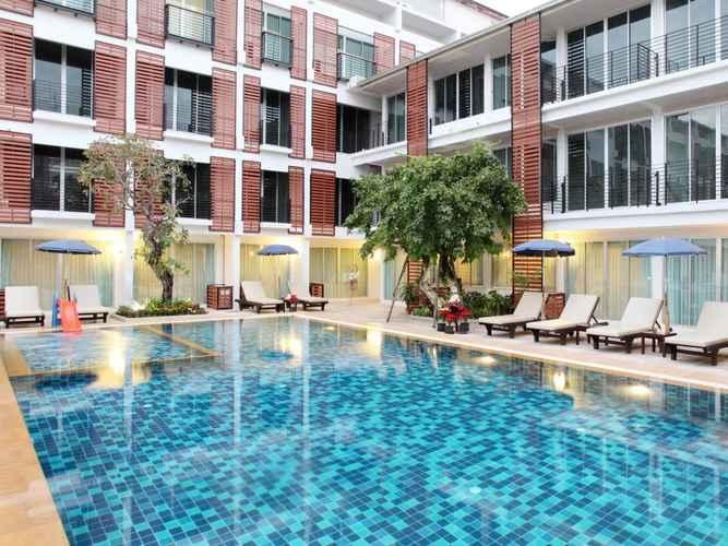 EXTERIOR_BUILDING โรงแรมพาราไดซ์ อุดรธานี