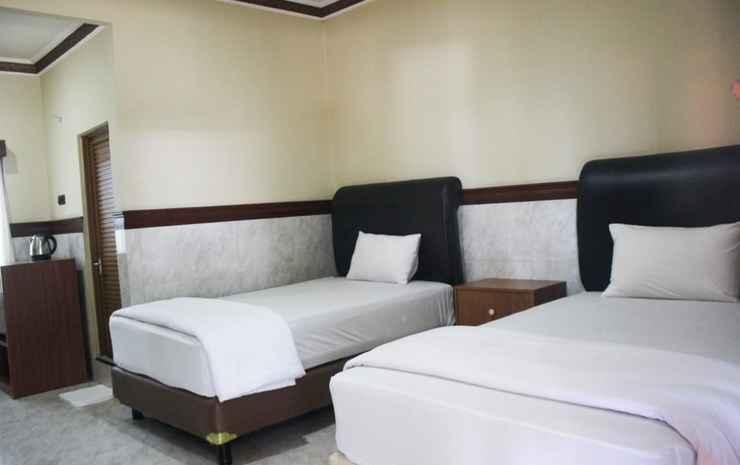 Hotel Abah Cibening Purwakarta - Deluxe Twin