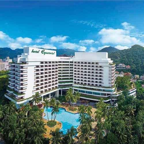 EXTERIOR_BUILDING Hotel Equatorial Penang