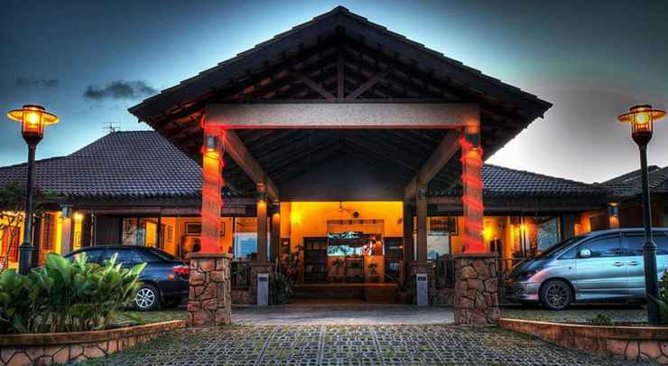 EXTERIOR_BUILDING Ulek Beach Resort
