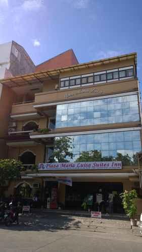 EXTERIOR_BUILDING Plaza Maria Luisa Suites Inn