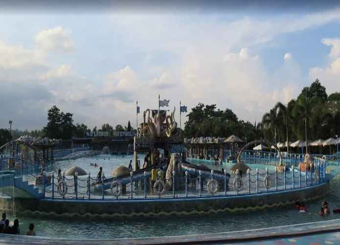 SWIMMING_POOL D' Leonor Inland Resort and Adventure Park