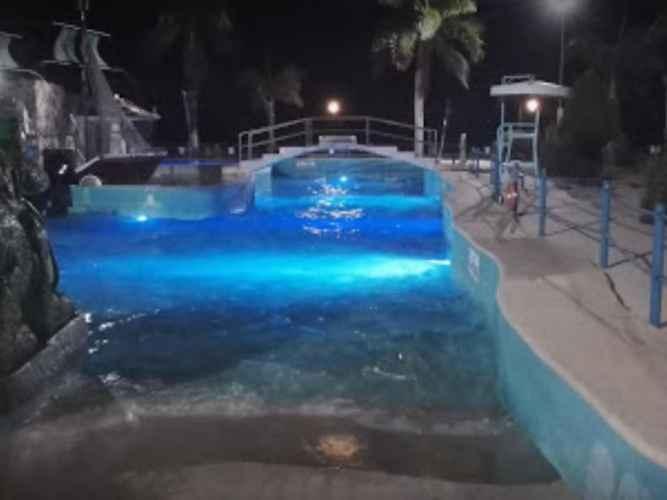 SWIMMING_POOL Emars Hotel Restaurant Wavepool & Beach Resort