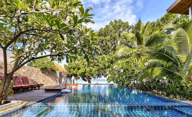 EXTERIOR_BUILDING Sairee Hut Resort