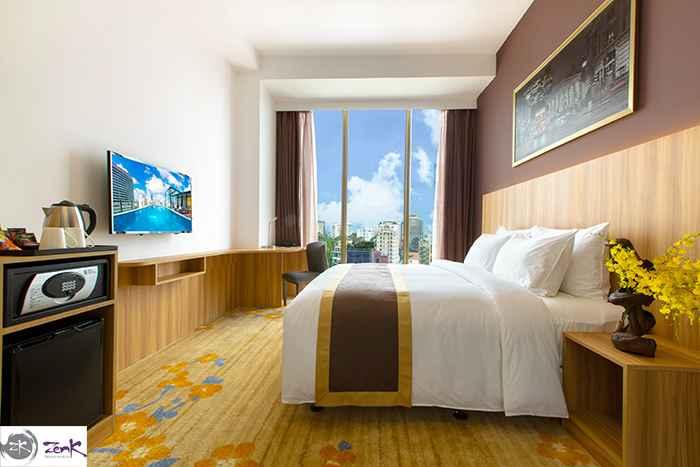 BEDROOM Bay Hotel Ho Chi Minh