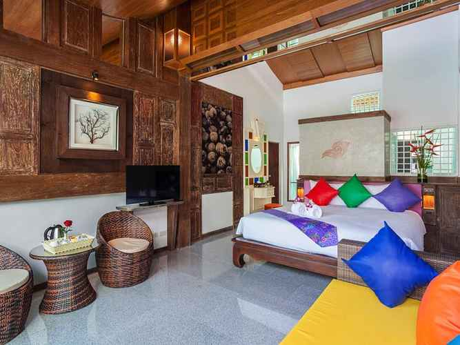BEDROOM The Samui Beach Resort