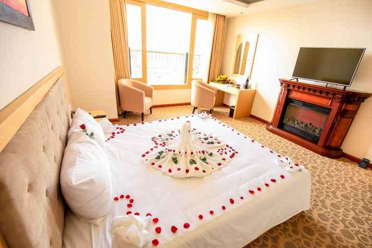 BEDROOM Das Bavico Dalat Hotel