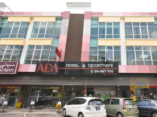 EXTERIOR_BUILDING ADA Hotel & Apartment