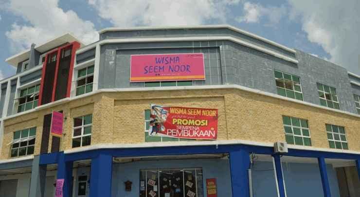 EXTERIOR_BUILDING Hotel Seem Noor