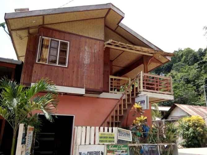 EXTERIOR_BUILDING Mochilero's Guesthouse