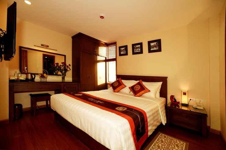 BEDROOM Khách sạn Centre Point Hà Nội