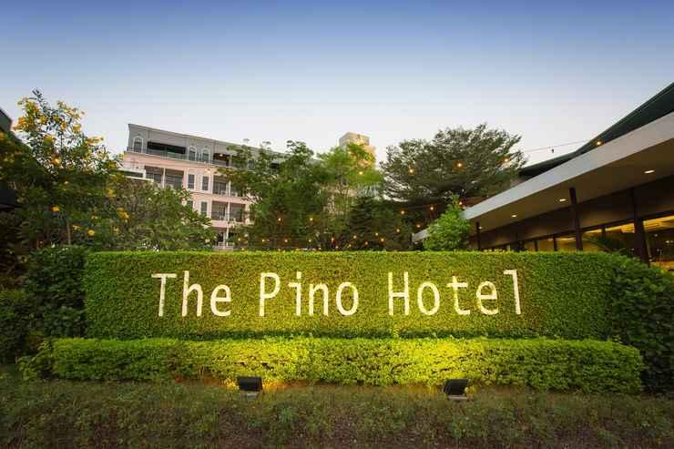 EXTERIOR_BUILDING The Pino Hotel Pak Chong